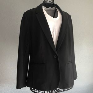 NWT✨Old Navy Black Woman's Blazer. Sz. Large